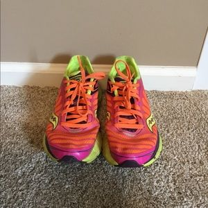 Saucony Neon Running Shoes